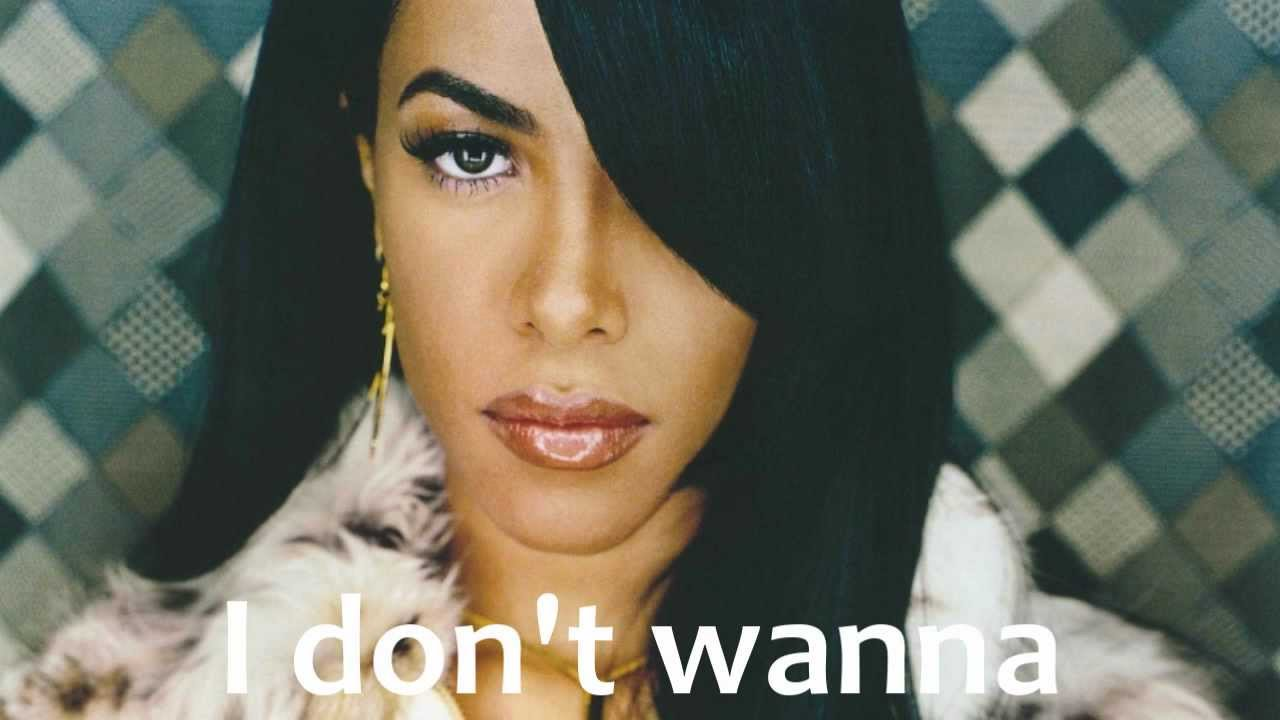 Aaliyah – I Don't Wanna Lyrics | Genius Lyrics