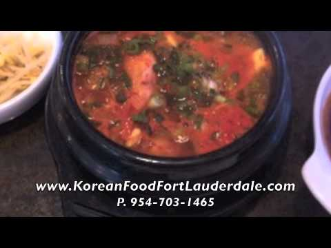 Korean BBQ Food fort lauderdale