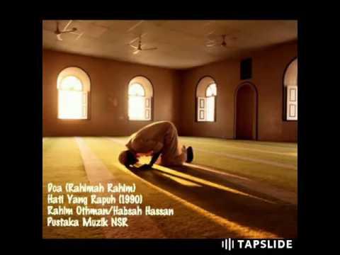 Doa (Rahimah Rahim)(HQ)