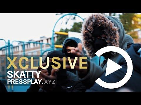 (AD) Skatty - Armed & Ready (Music Video) Prod By Zay1k | Pressplay