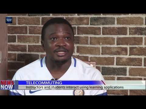 Lockdown Order: Lagos school adopts online teaching