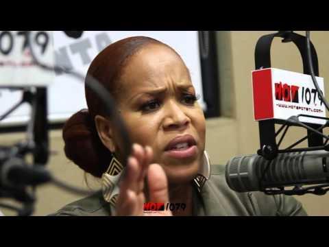 Mary Mary Talks To Hot 1079