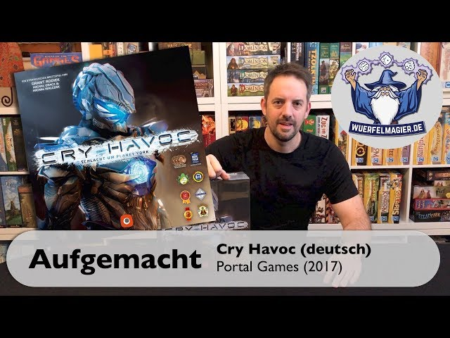 Aufgemacht - Folge 8: Cry Havoc