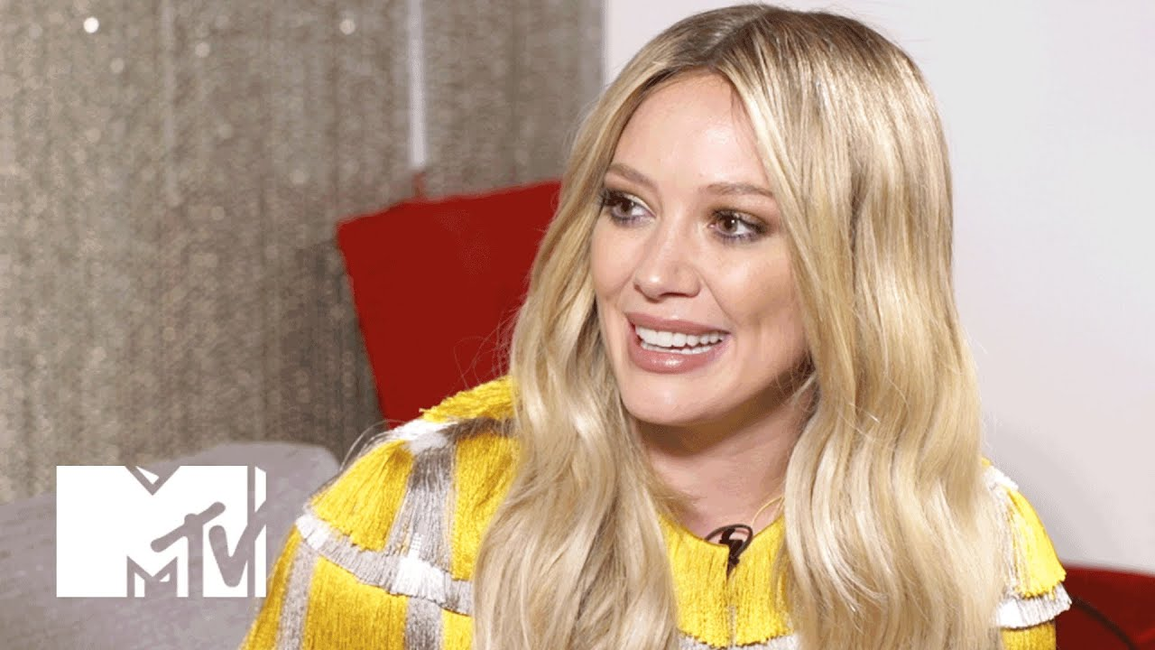eb488bd54d07 Hilary Duff Constantly Revisits Her  Awkward  Years With Lizzie McGuire