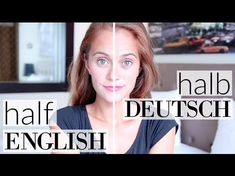 BILINGUAL - Wie es ist zweisprachig aufzuwachsen...