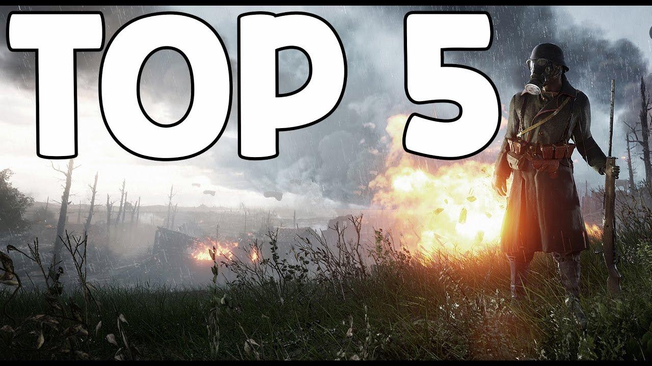 Download BATTLEFIELD 1 TOP 5 PLAYS ANNOUNCEMENT