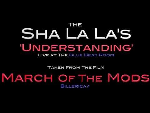 The Sha La La's - Understanding (Live at The Blue Beat Room)