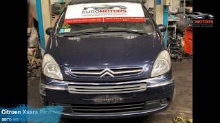 Разборка Citroen Xsara Picasso (Ситроен Ксара) | 🚗 Euromotors Авторазборка иномарок