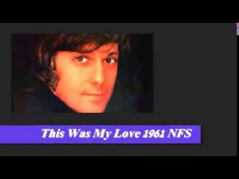 JACK JONES - THIS WAS MY LOVE