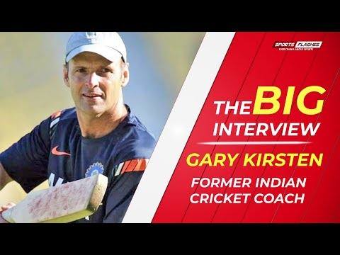 The big interview with Gary Kirsten   World Cup 2019