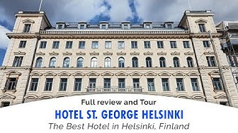 One of the Best New Hotels in the World! – Hotel St. George Helsinki - Full Review!