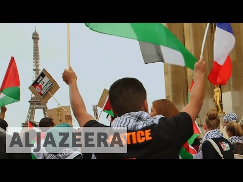 Parisians for Palestine!