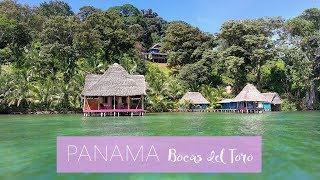 Bocas del Toro in Panama | Karibik-Feeling | Was man dort so alles machen kann... | PP