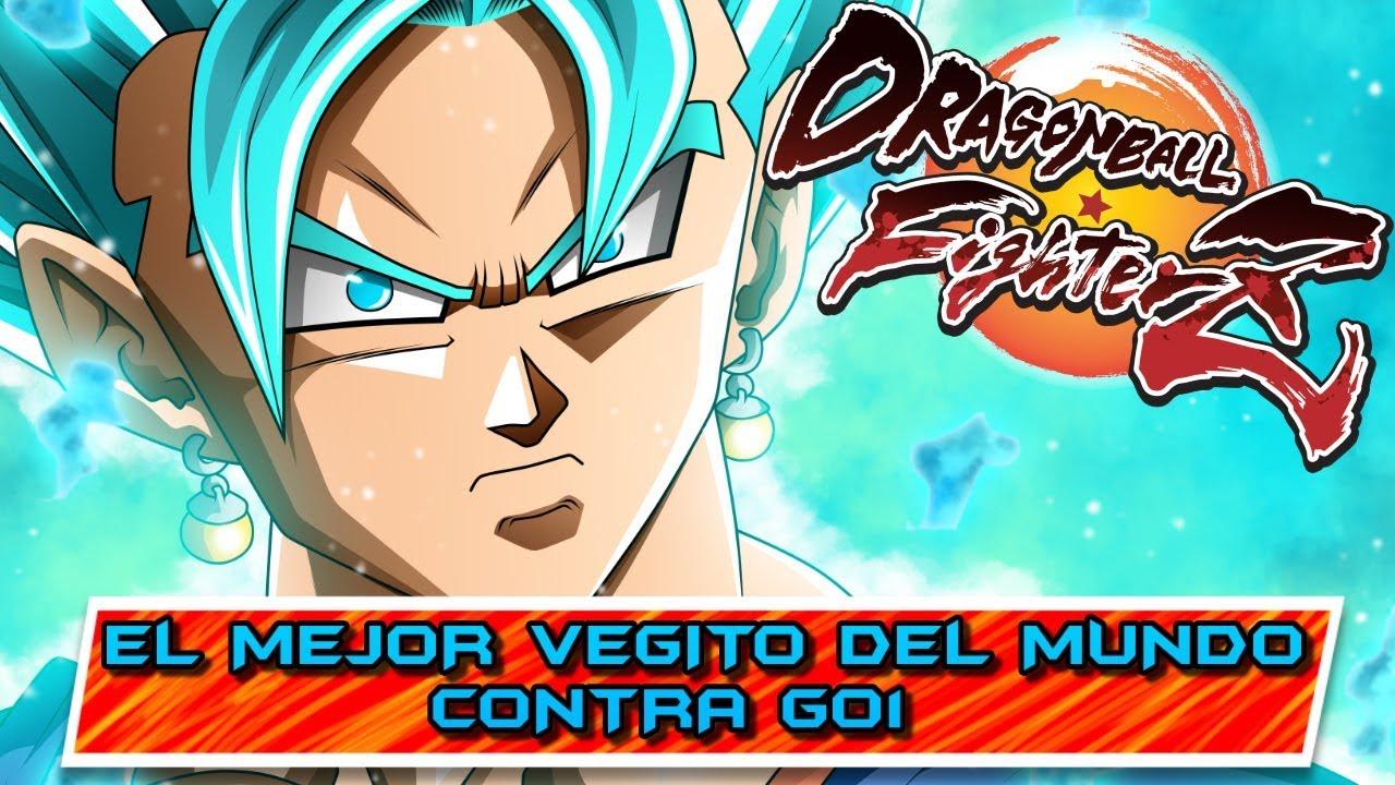 Download EL MEJOR VEGITO DEL MUNDO (Kaimaato) contra EL EQUIPO PERFECTO DE GO1: DRAGON BALL FIGHTERZ (TGS)