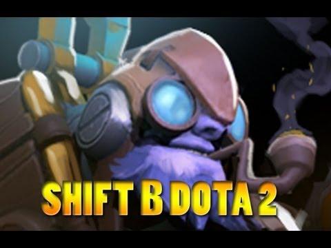 видео: Секреты dota 2 Используем shift