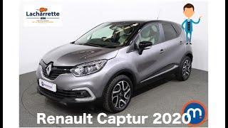 🔥Jeanne vous présente le Renault Captur 2020 ⚡️