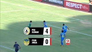 Download Video [Pekan 21] Cuplikan Pertandingan PSS Sleman vs PSIM Jogja, 10 Oktober 2018 MP3 3GP MP4