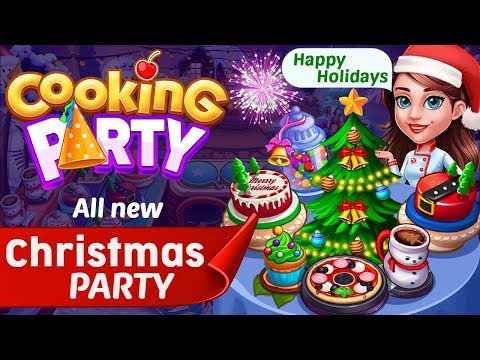 Cooking Party : Christmas Party Preview