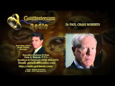 GSR interviews Dr PAUL CRAIG ROBERTS - Nov 18, 2015 Nugget