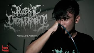 VISCERAL CADAVERMENT - The Birth of Man Calamity (Official Music Video)