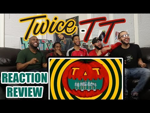 "TWICE ""TT"" M/V REACTION/REVIEW"