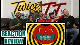 """TWICE """"TT"""" M/V REACTION/REVIEW"""