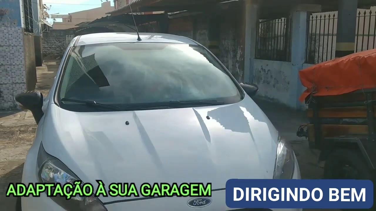 Aqui você se adapta à sua garagem!