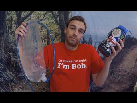 Hiking Tips: Water Bottle vs Water Bladder