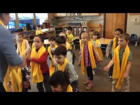 National School Choice Week at Millhopper Montessori School 2018