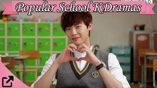 Video Top 25 Popular School Korean Dramas 2016 (All The Time) download MP3, 3GP, MP4, WEBM, AVI, FLV Oktober 2018