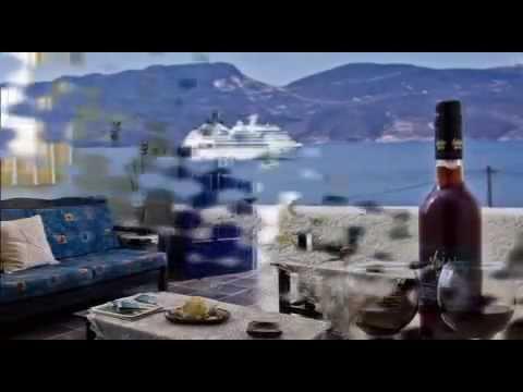 Ippocampos Hotel - Milos island, Greece