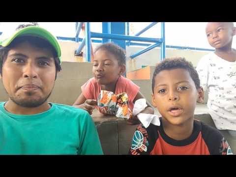 Dialecto  creole de san andres