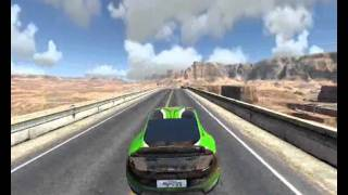 Trackmania 2 Canyon Track Self Made