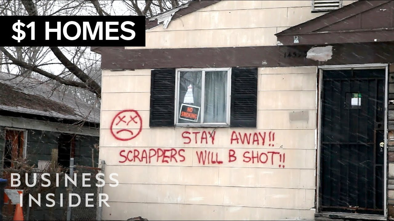 the truth behind those 1 detroit homes youtube