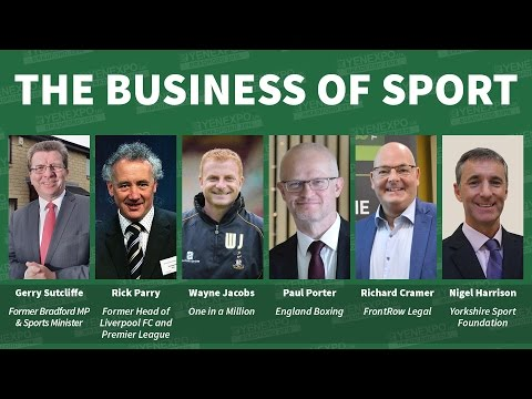 YEN Expo 2016: The Business of Sport Panel Session