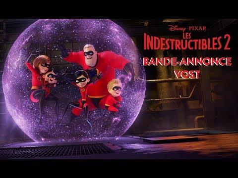Les Indestructibles 2   Bande-annonce VOST   Disney BE