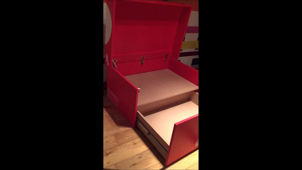 Nike sneaker storage box