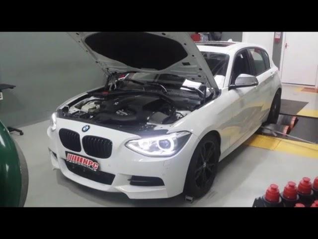BMW M135 Stg2 - Reprogramação + Downpipe + Intake by NPC PERFORMANCE