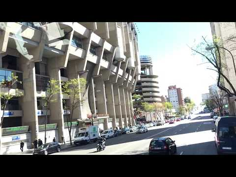 Full Route Madrid Bus CityTour in 4K Quality - Madrid Vacations & Tours