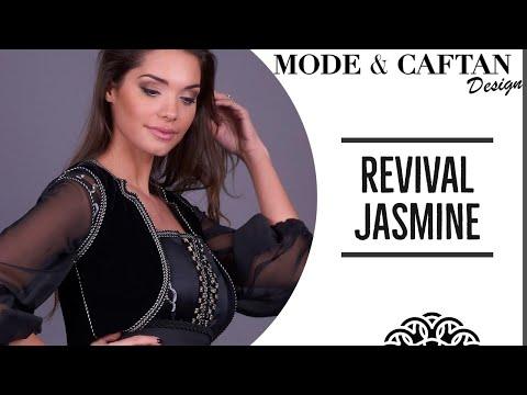 Caftan Revival Jasmine, un souffle nouveau par Mode & Caftan Design