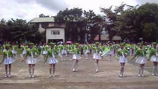 GEANHS Drum and Lyre Band (Intrams 2012)