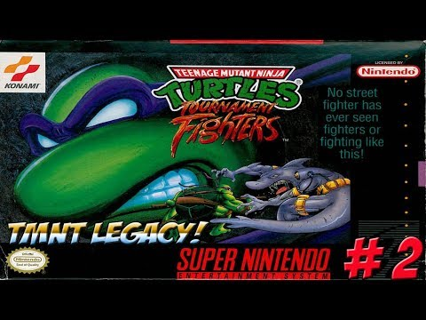 TMNT Legacy: Tournament Fighters Part 2! Fair and Balanced Gameplay - YoVideogames