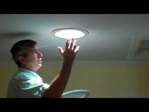 Solar Interior Lights