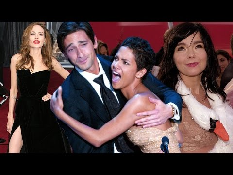 10 Craziest Oscar Moments of All Time