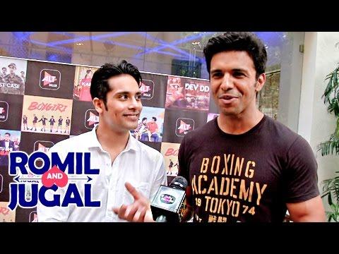 Romil And Jugal - EXCLUSIVE Interview | Gay Love Story | Ekta Kapoor New Web Series | TellyMasala