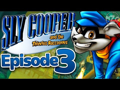 Not So Stealthy! - Sly Cooper and the Thievius Raccoonus Playthrough - Episode 3