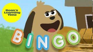 #Bingo #NurseryRhymes Bingo Was His Name O  - Nursery Rhymes & Kids Songs
