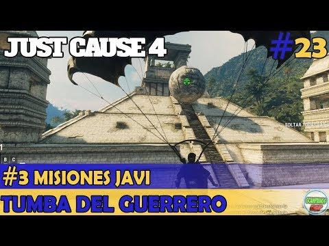 Just Cause 4   Tumba de la Princesa   Misiones Javi 3   #23 - Gameplay PC Campaña