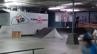 All Together Skate Park, Nick and Jack Skate Session