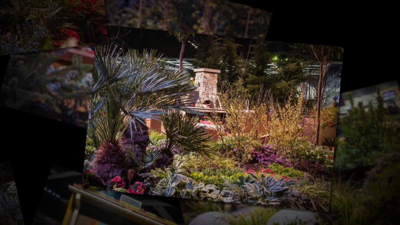 2017 Northwest Flower & Garden Show - YouTube